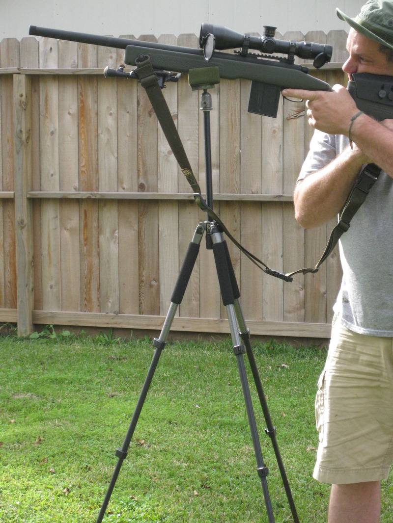 Large QD Tripod with SSP-1