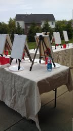 Painting Anywhere Anytime!