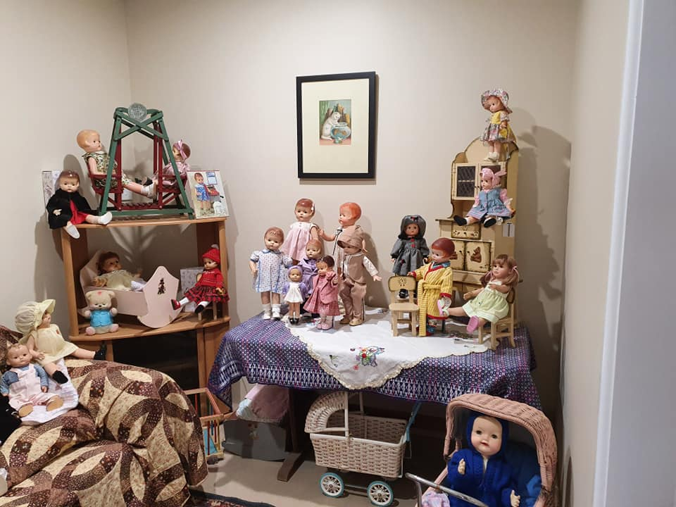 New Photostudio for Patsy & Friends
