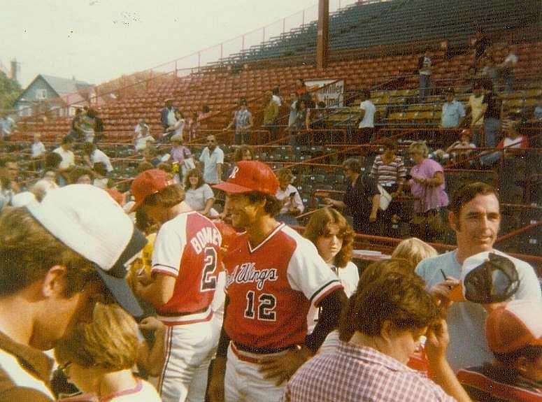 Silver Stadium, 1981 Season