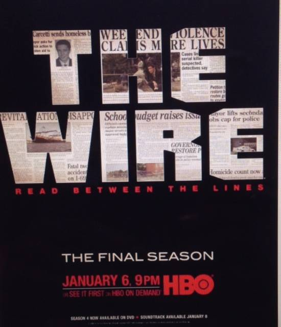 The WIRE (TV Series)