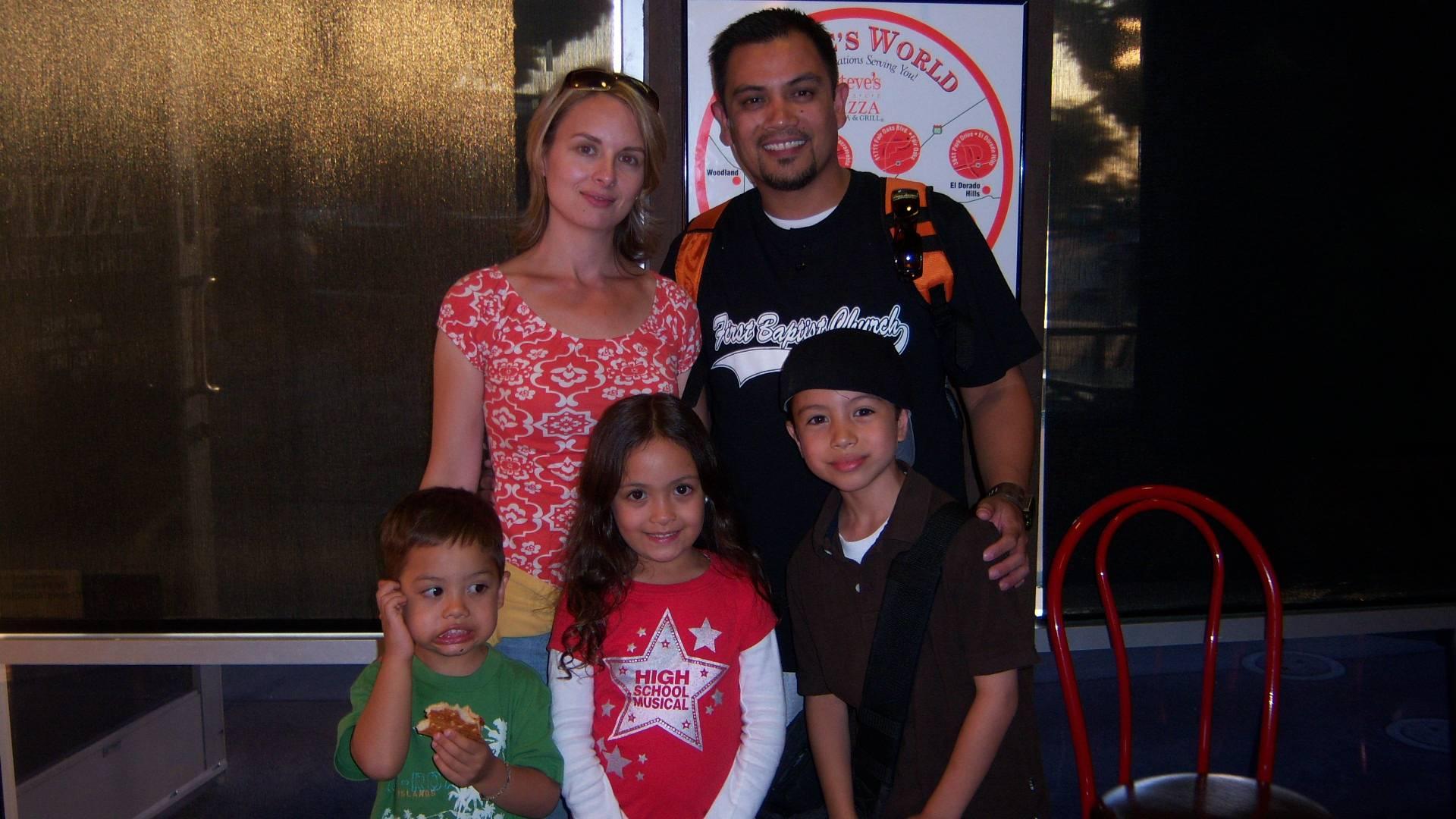 The Mariano Family