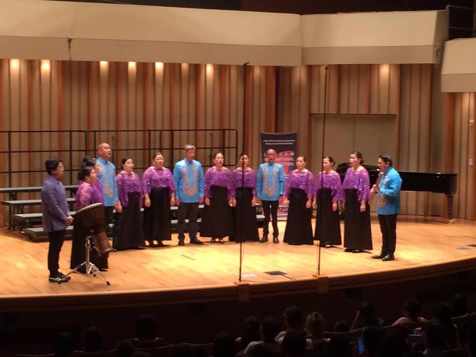 2016 Lansum International Choral Festival