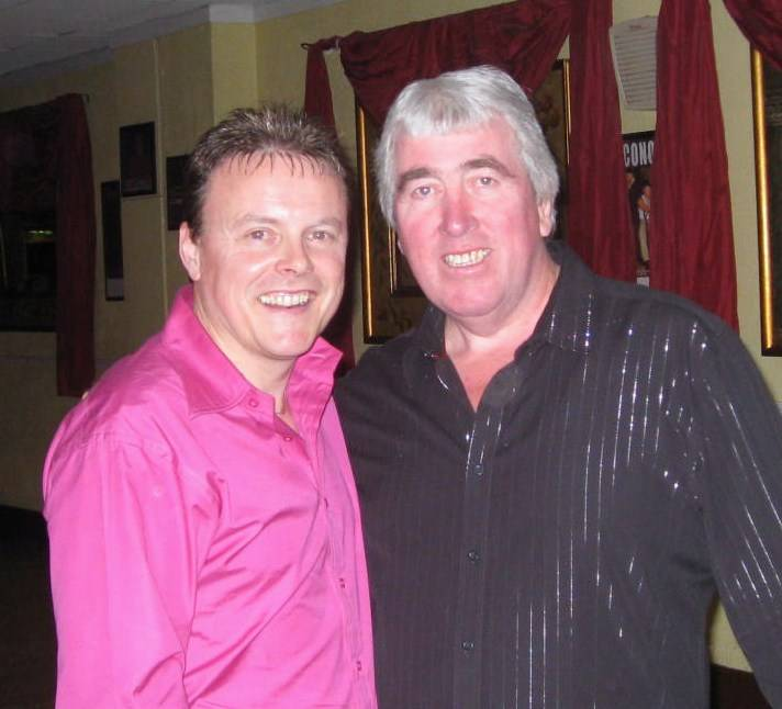 TM & namesake from Athenry Thomas Maguire! - Oct 2008