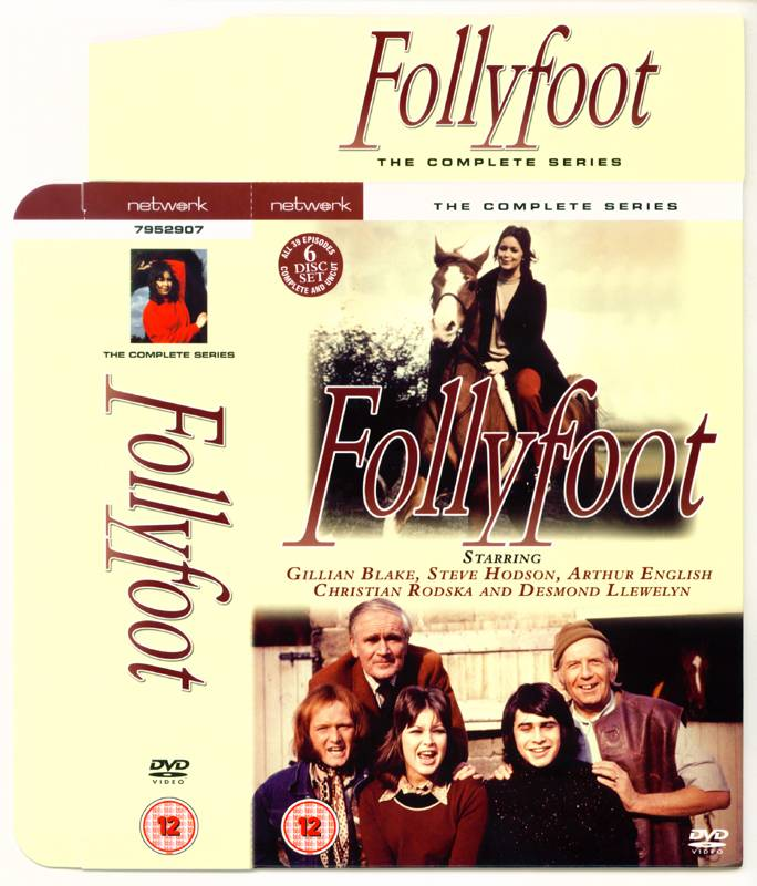 Follyfoot - The Complete Series DVD Set (UK reg. 2 release)