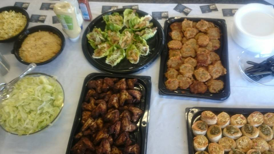 Almocado event