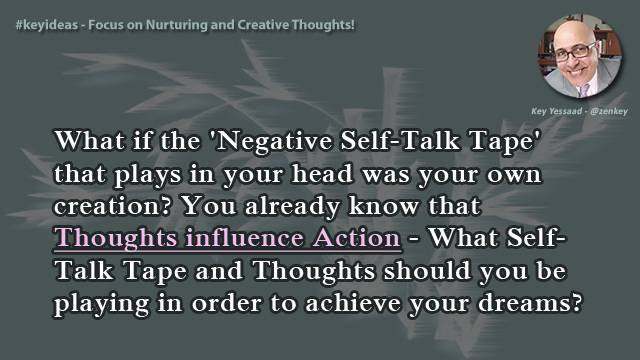 Focus on Nurturing and Creative Thoughts!