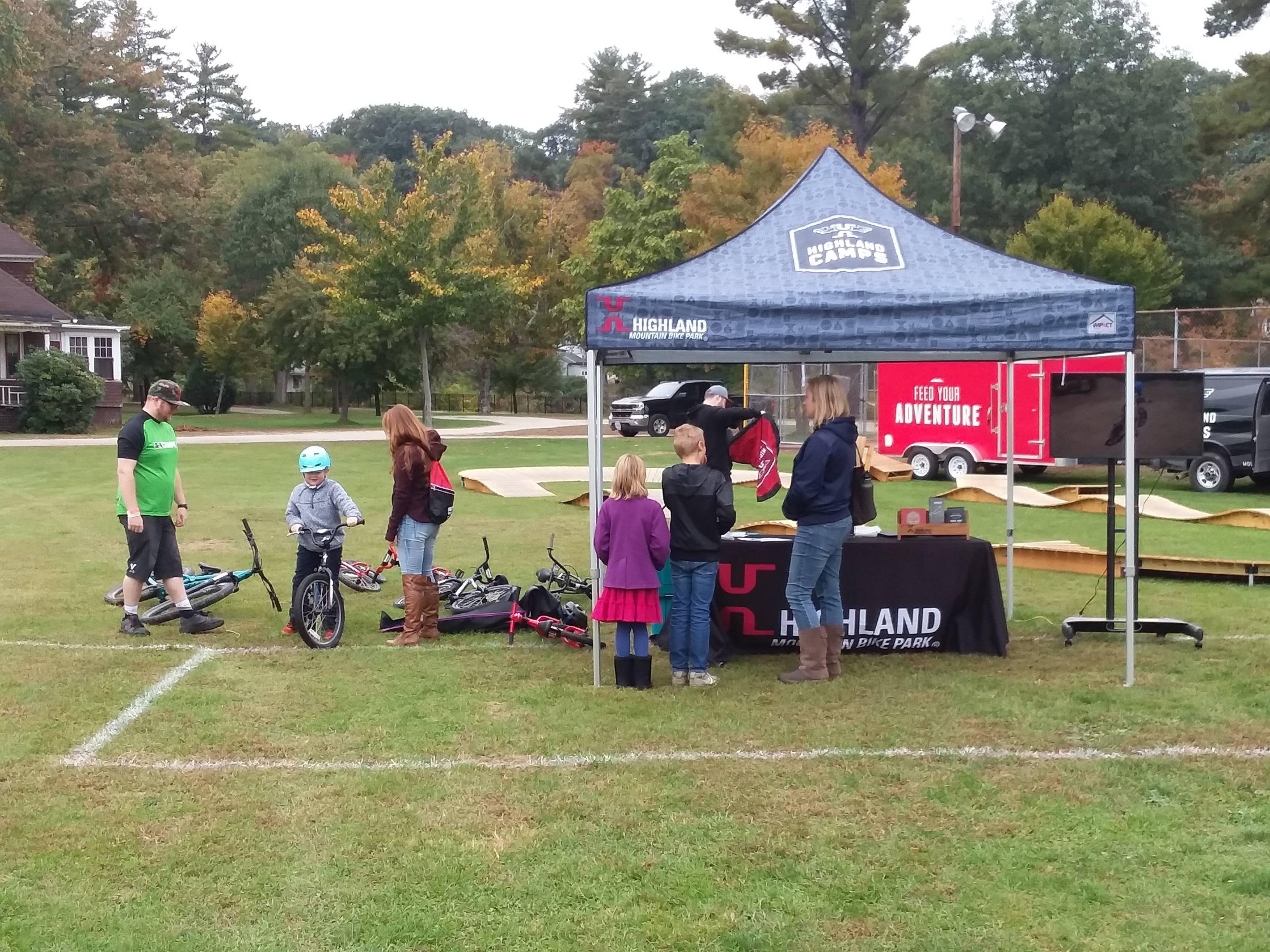 Highland Bike Park