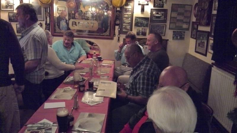 Wayne Bridges , Sid Cooper ,Steve Grey, Tom Tyrone
