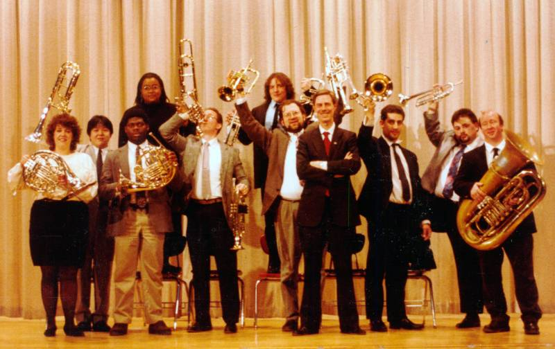 Brooklyn College Brass Ensemble