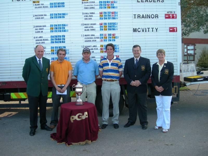 Irish Assistant's Championship 2007
