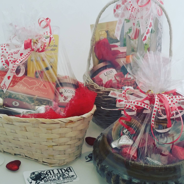Valentine's Gift Baskets Salida, CO