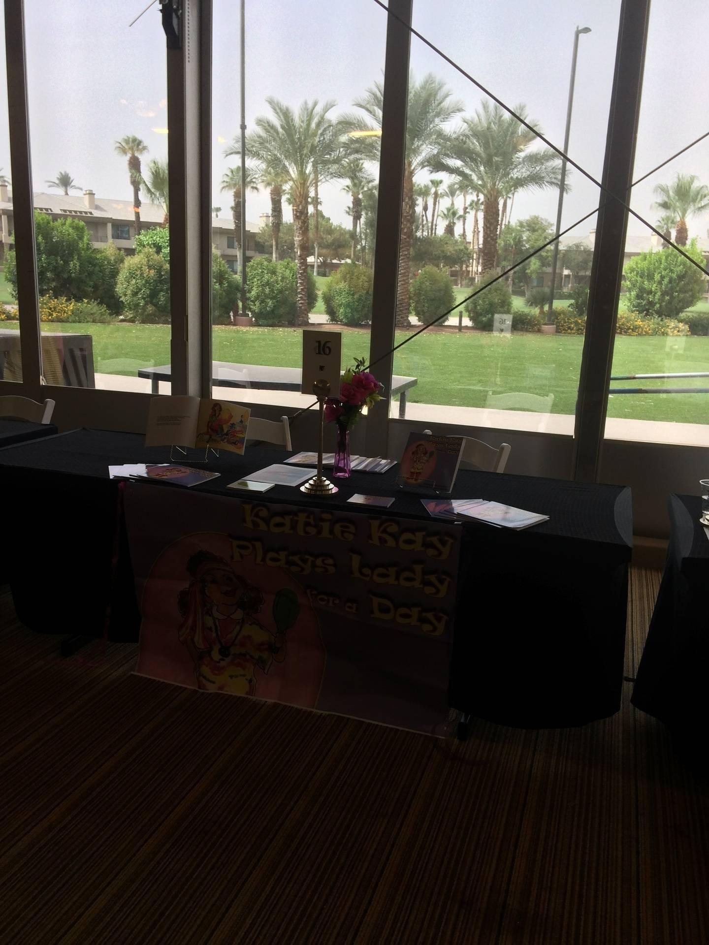 Authors Pavilion Event