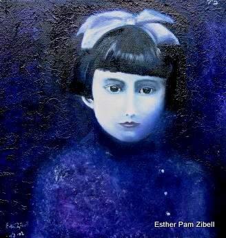 Portrait of Anna Glinberg 1