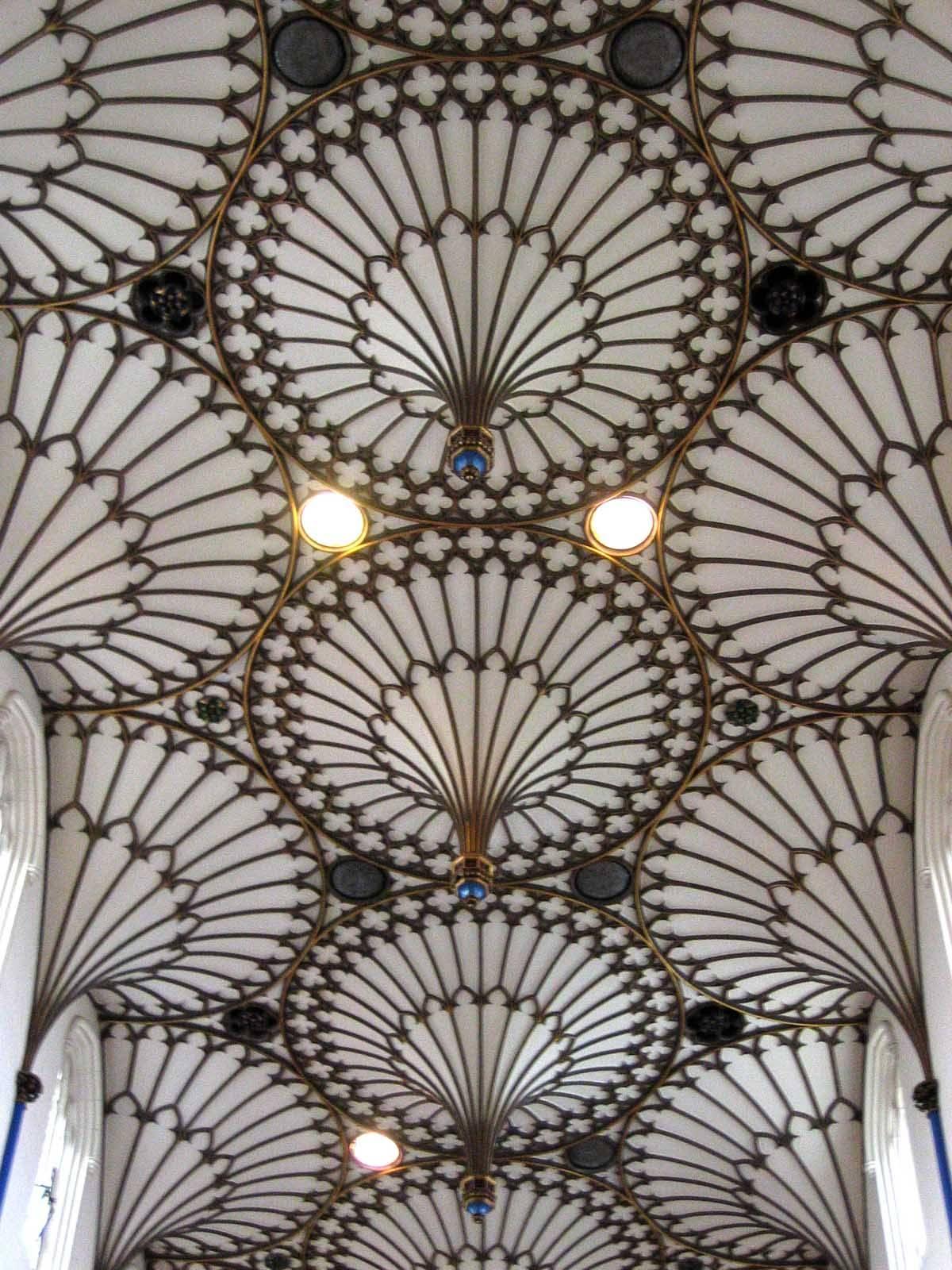 Saint John's Church Ceiling