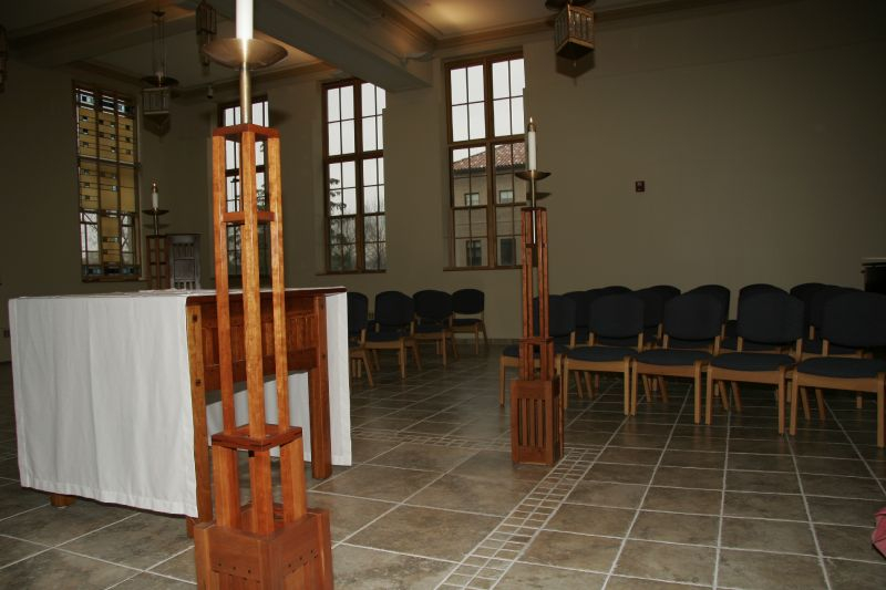 St. Igantius Chapel, University of Detroit Mercy