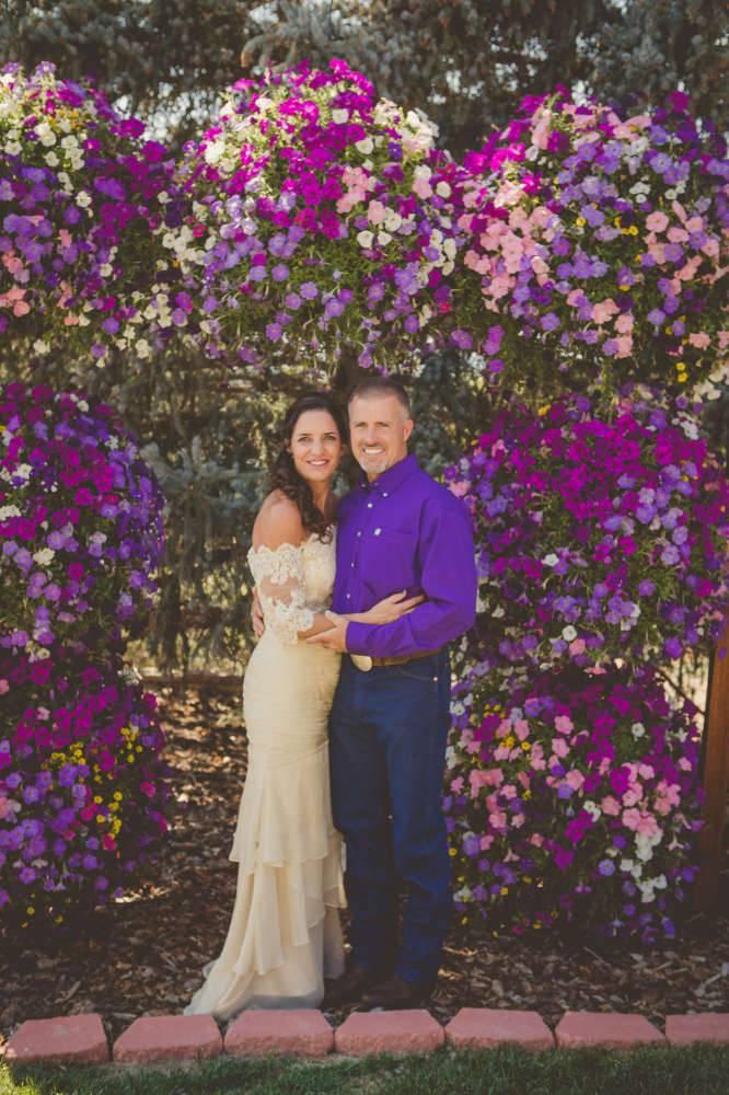 Russ and Mary Wedding