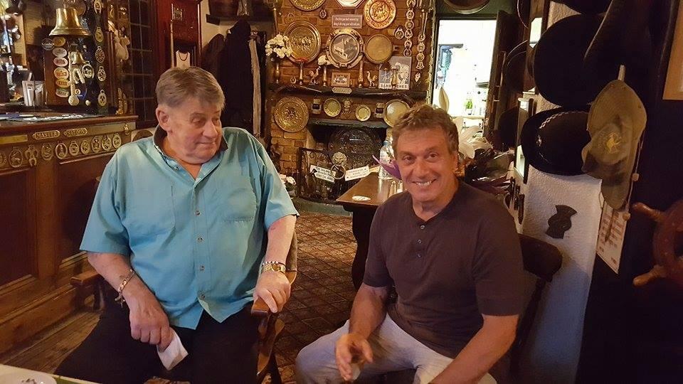 Wayne Bridges & Steve Grey