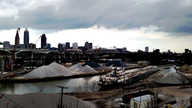 Cleveland in December