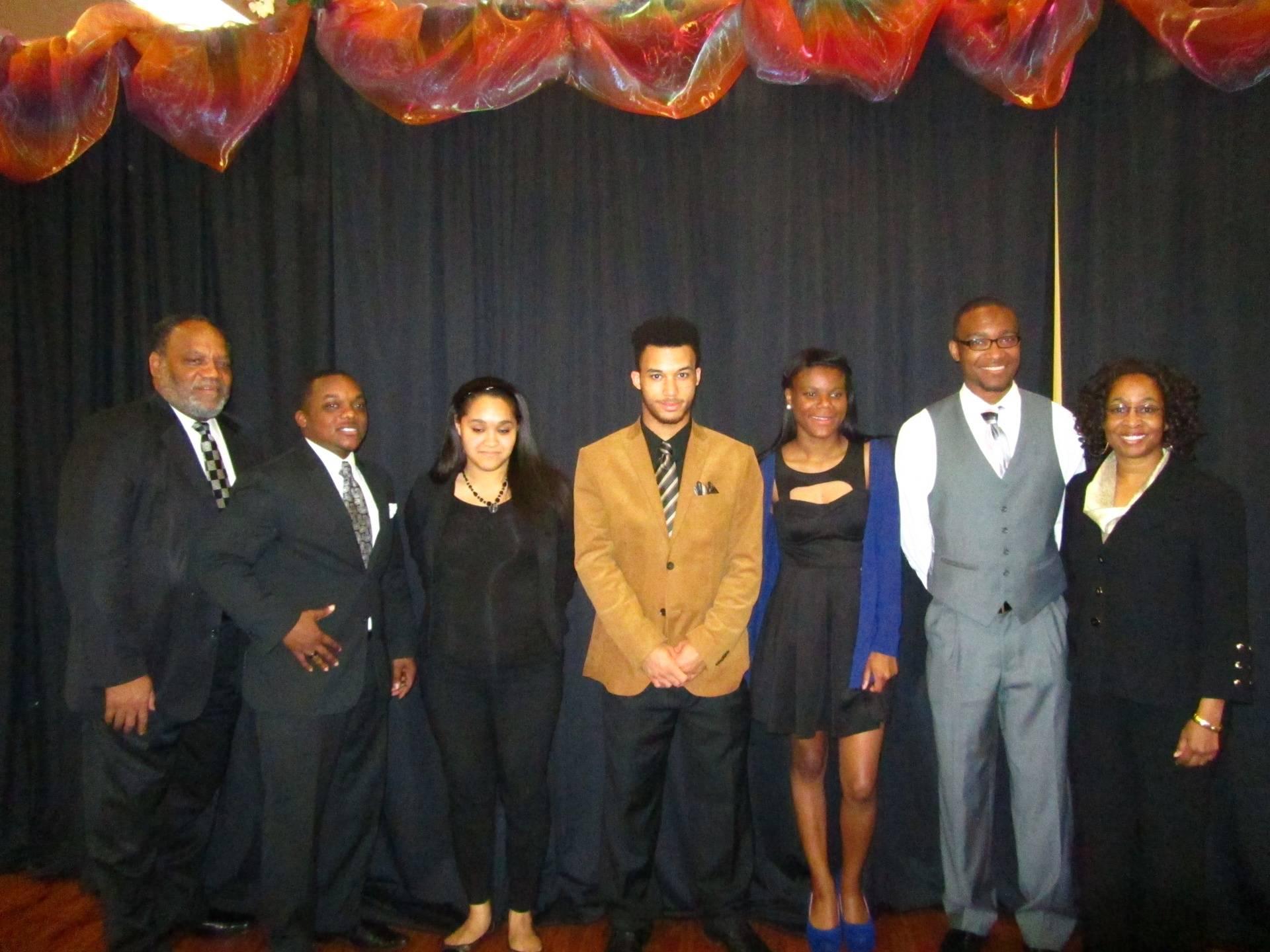5/16 Book Scholarship Celebration