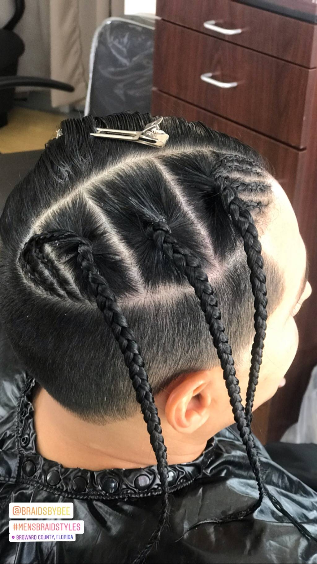 design men braids