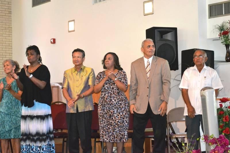 All pastors