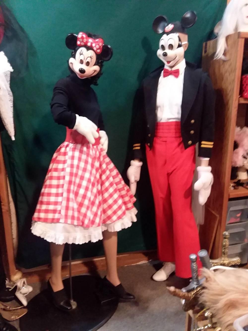 Minnie & Micky