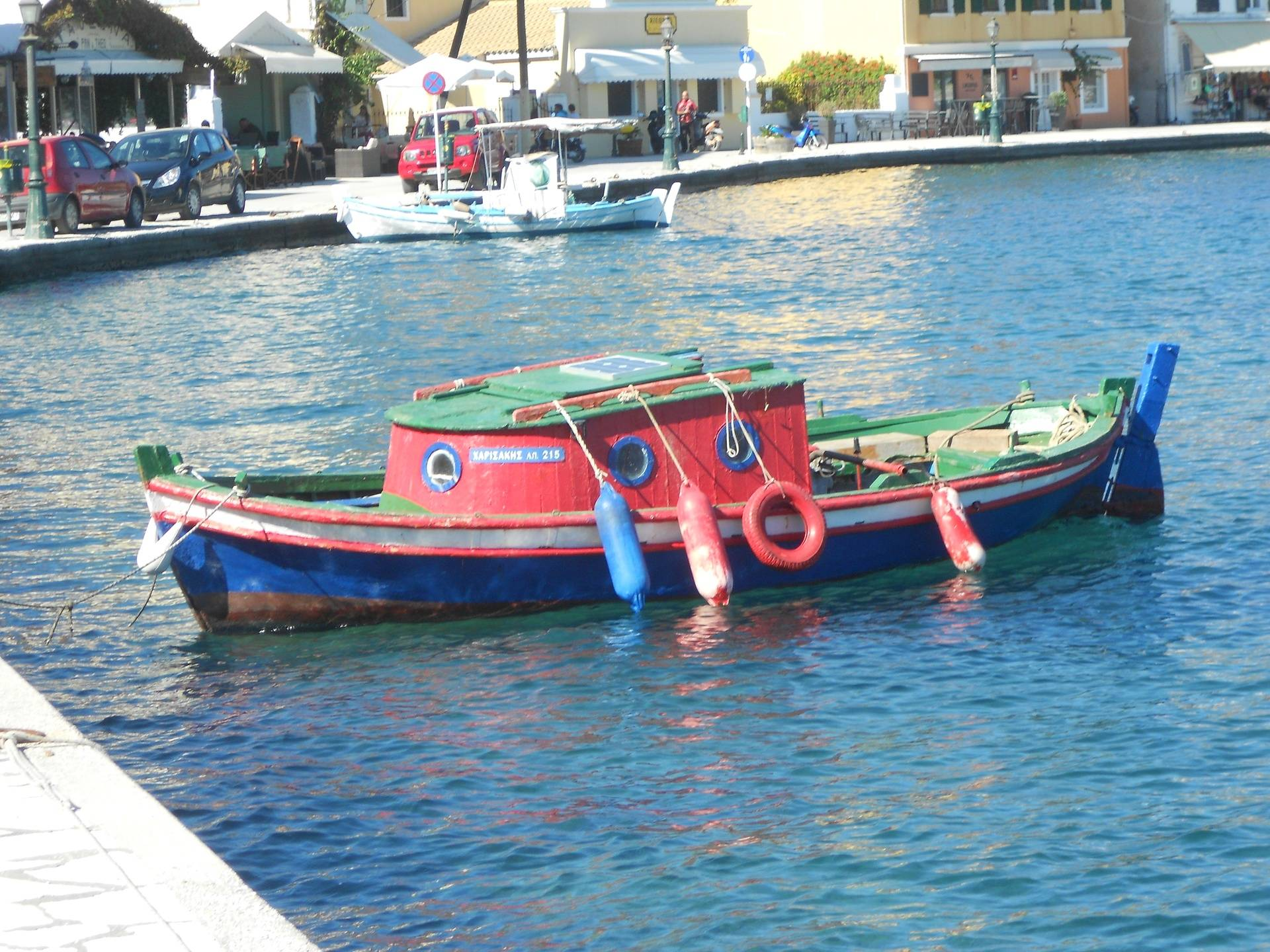 Our favourite fishing boat