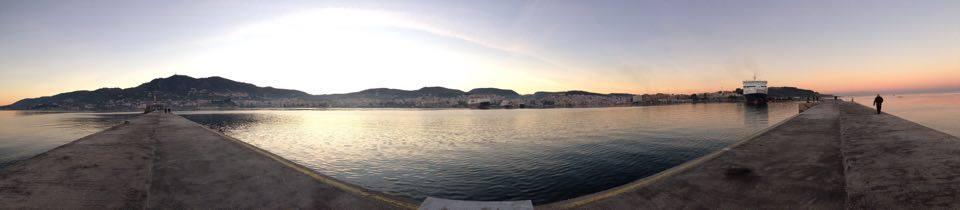 Mytilene Christmas Day