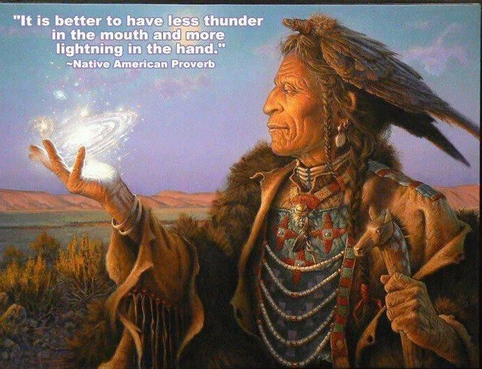Native Blessings