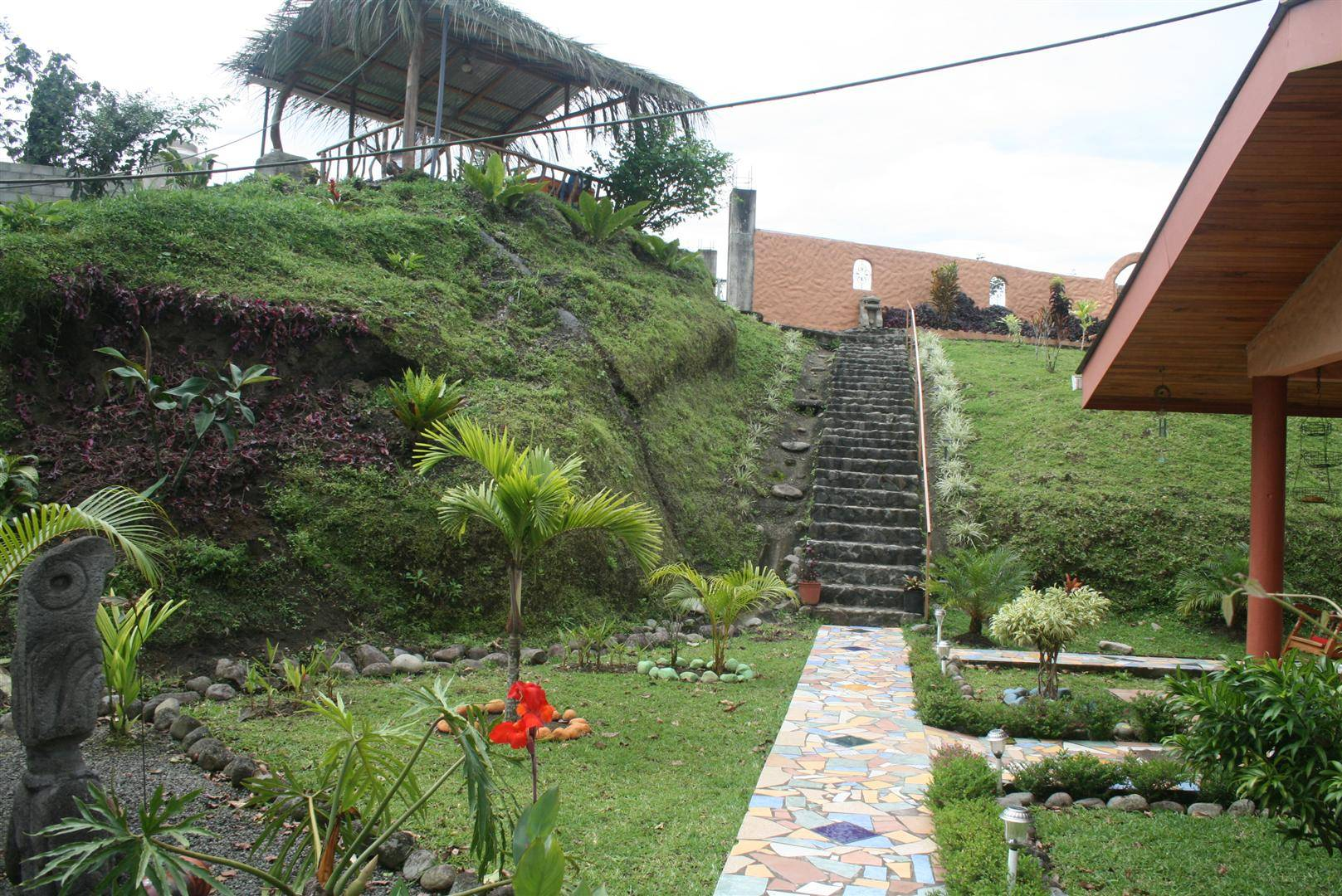 Stairs to Rancho