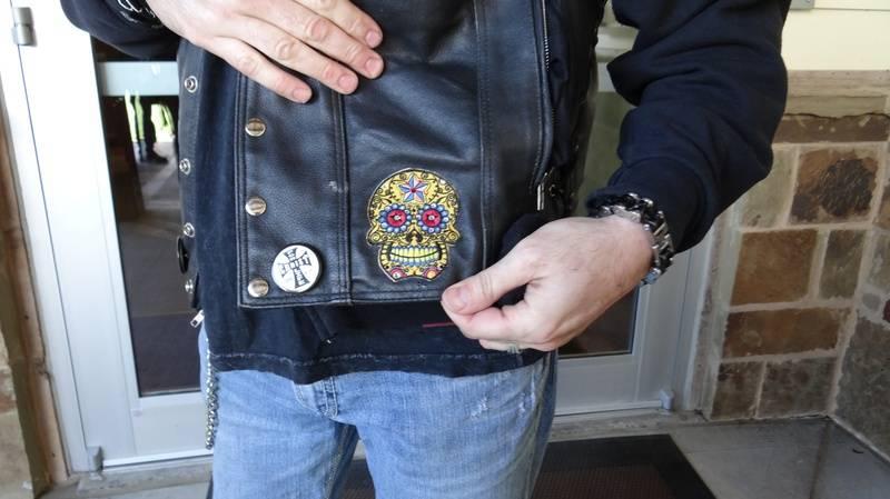 Vest patches