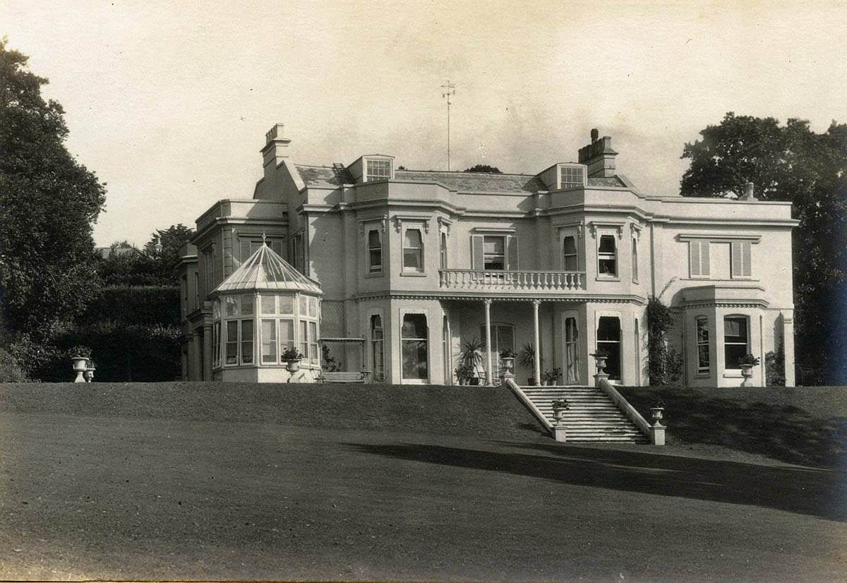 Rowdens House  1939