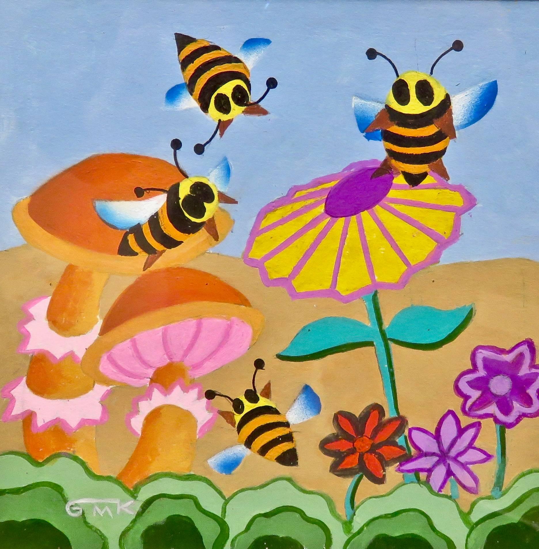Bees Three