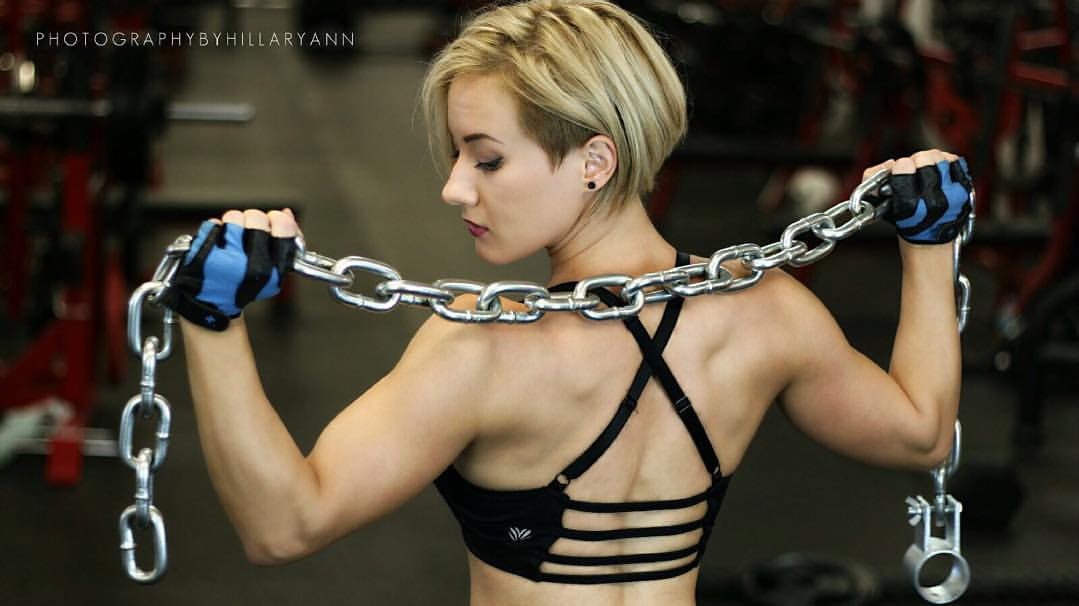 Elena Soboleva NPC Bikini Competitor