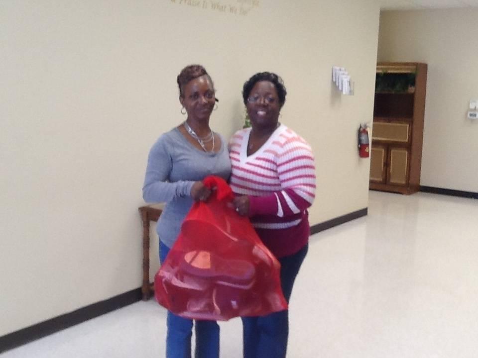 Congregational Partner: Tabernacle of Praise Worship Center
