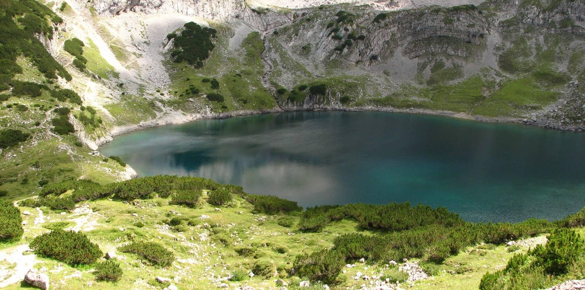 Dracensee Lake