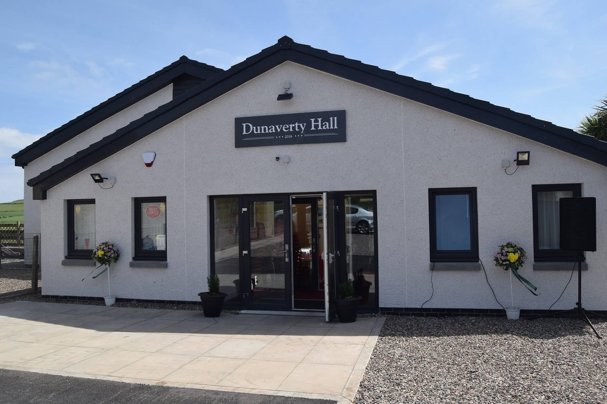 Dunaverty Hall