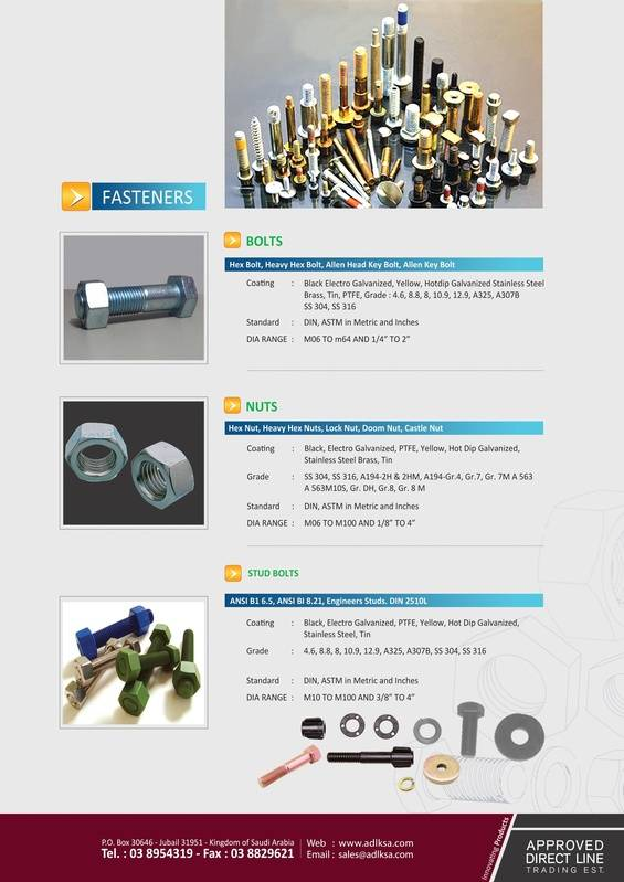 Fabrication Page