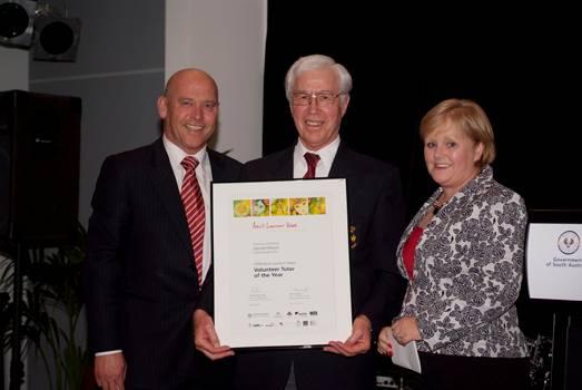 2008 SA Tutor of the Year