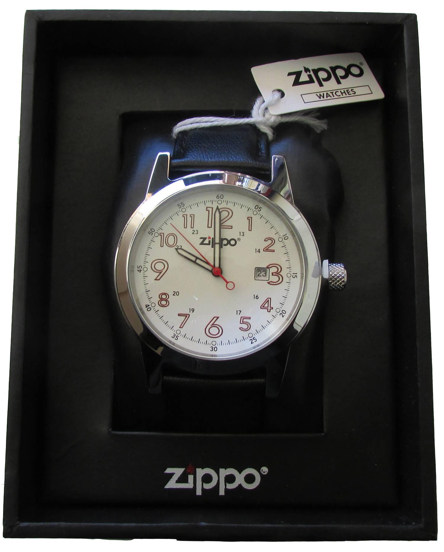 Zippo Watch