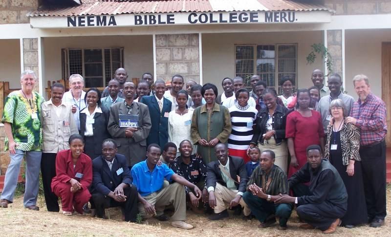 Neema Bible College of Meru