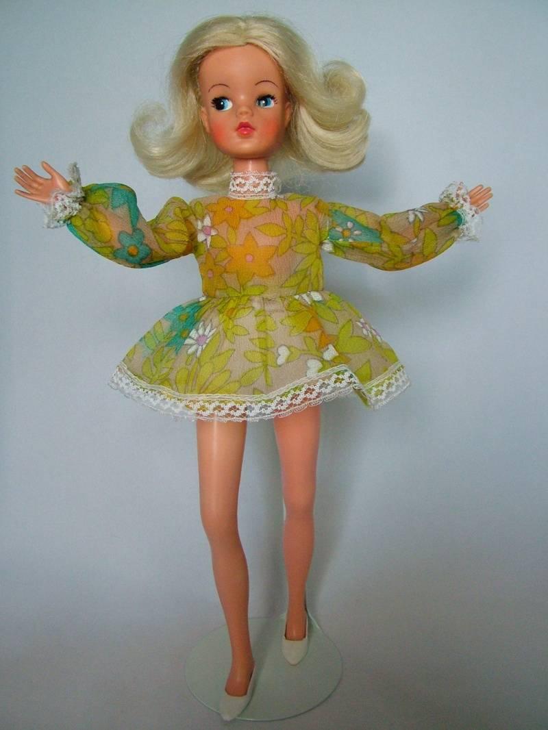 Floral Dress - Trendy version