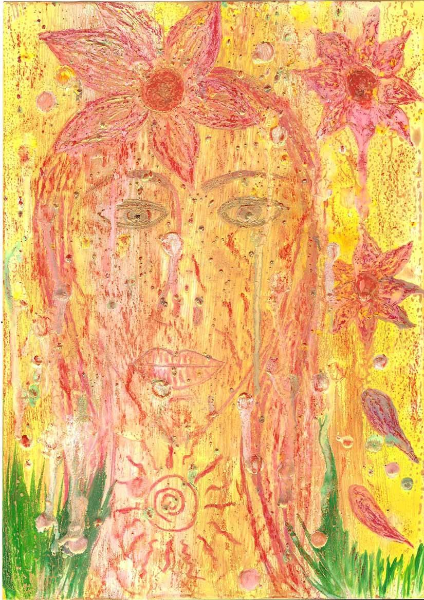 healing session artwork