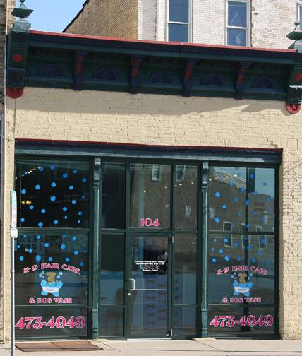 k-9 Hair Care LLC, 104 W Center Street, Whitewater, WI, 53190