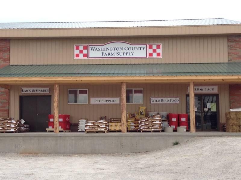 Washington County Farm Supply, 100 High Street , Belgrade, Missouri, 63622, U.S.A.