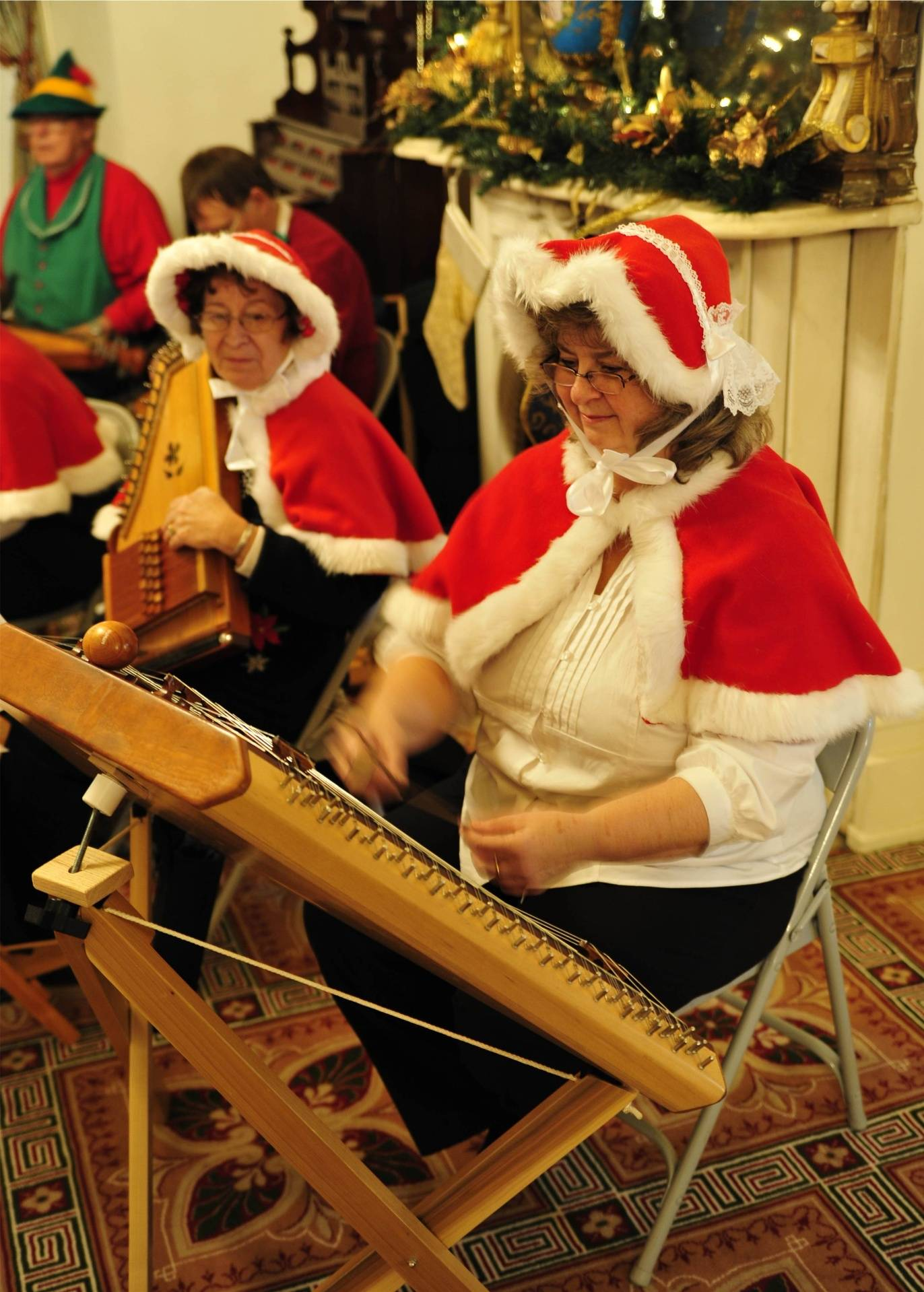 Culbertson Mansion Christmas Open House