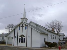 Ebenezer Congregational Church, 118 4th Avenue NW, SIdney, Montana, 59270, United States