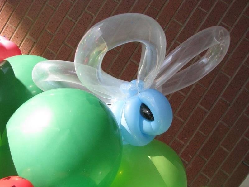 Dragonfly Balloon Sculpture