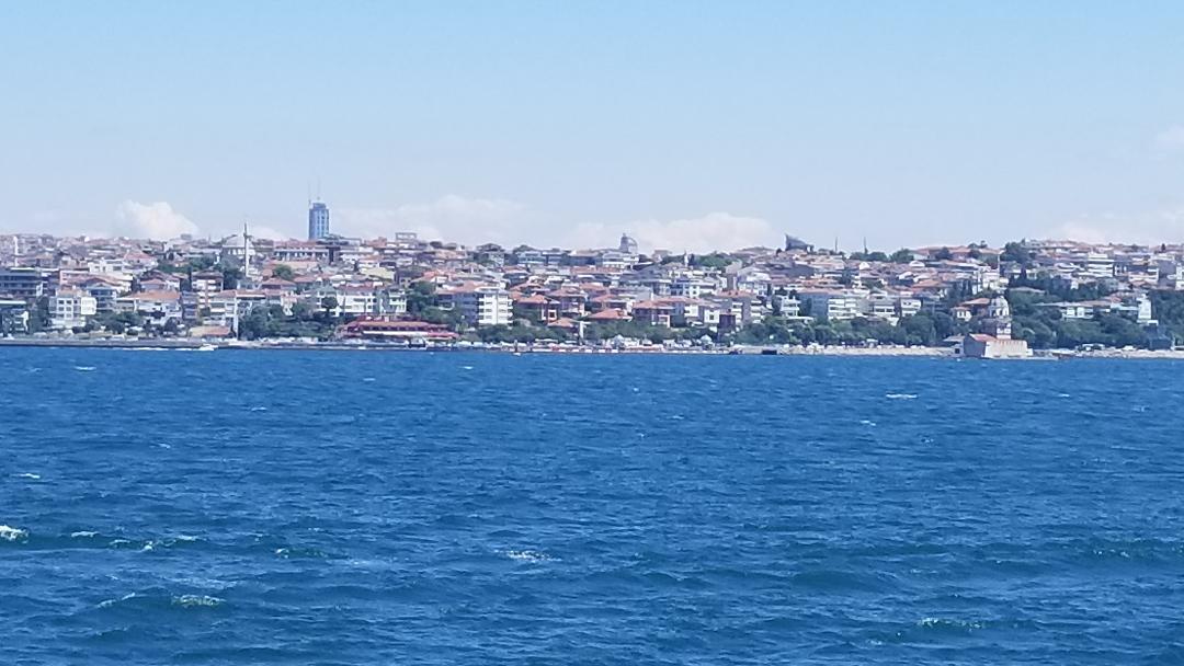BOSPORUS STRAITS, ISTANBUL, TURKEY